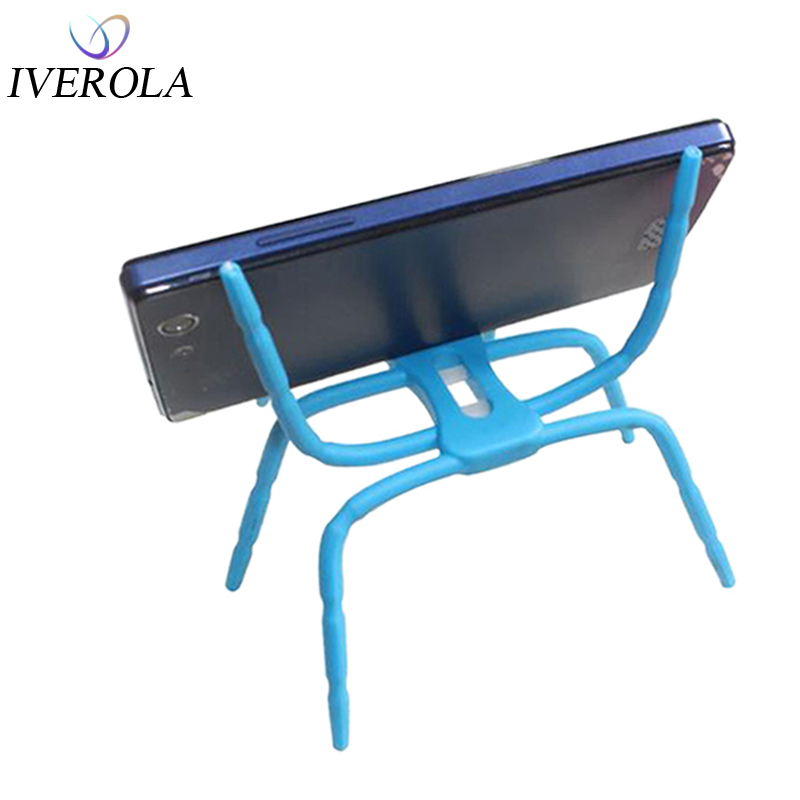 Universal Phone Holder Spider Style Phone Holder Mount Stent Desk Stand Mobile Phone Lazy Holder For Xiaomi/Huawei/iPhone 11