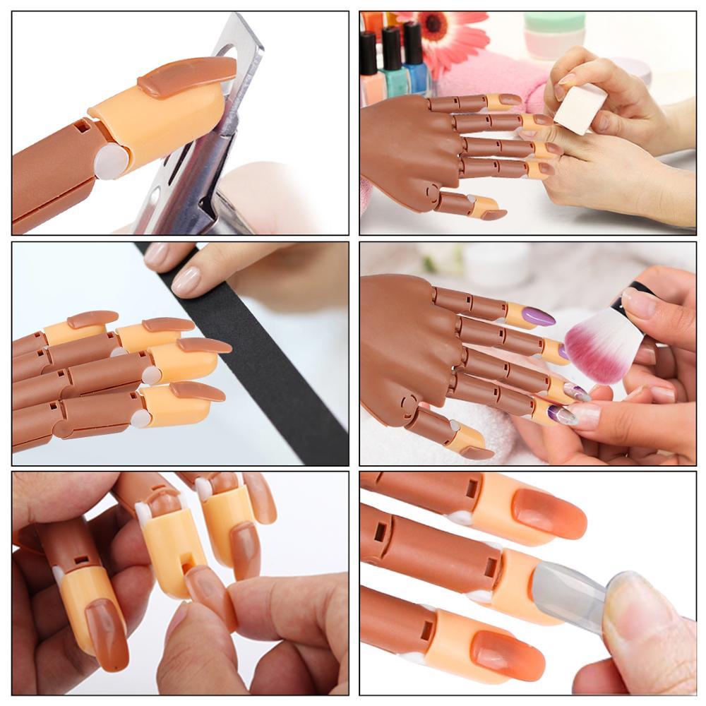 Купить профессиональная практика рук + 100 шт акриловые ногти советы
