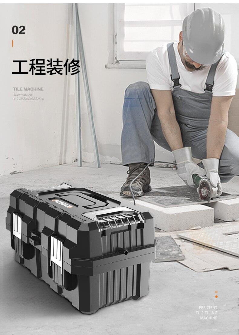 impacto empilhável divisores kit ferramenta com caixa