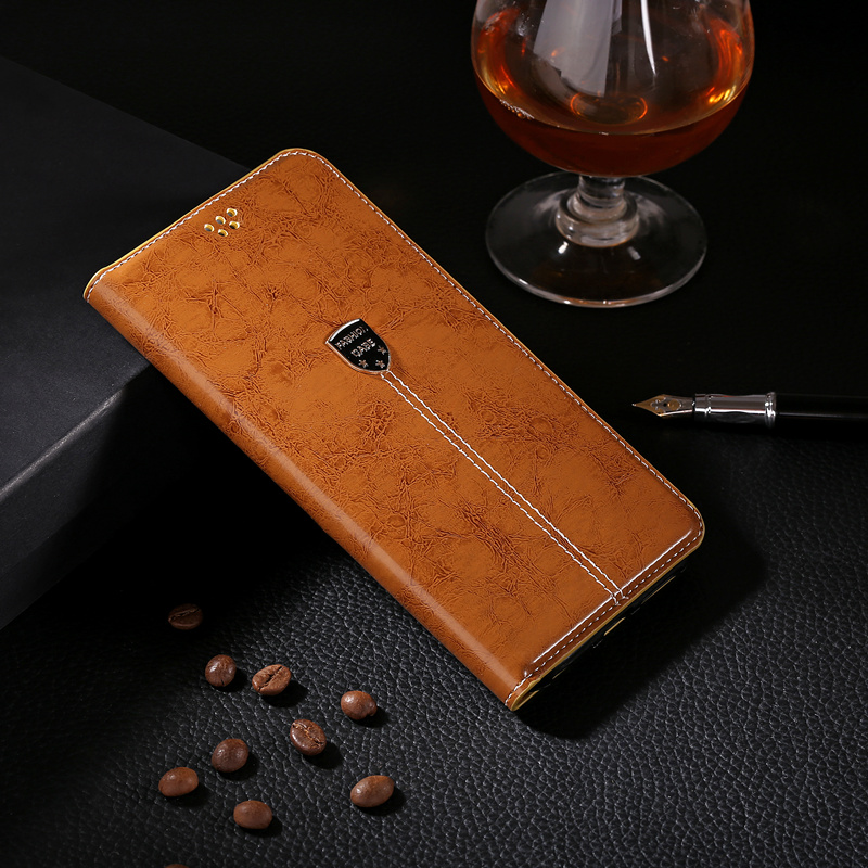 Case for <font><b>Nokia</b></font> 1 2018 Flip Case Leather Phone Case Soft Silicone Back Cover For <font><b>Nokia</b></font> 1 TA-<font><b>1047</b></font> TA-1060 TA-1056 Business Case image