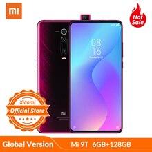"""Xiao mi Red mi mi 9T K20 6GB 128GB Globale Version Smartphone Snapdragon 730 Moblie telefon 48MP kamera 4000mAh 6,39 """"AMOLED Display"""