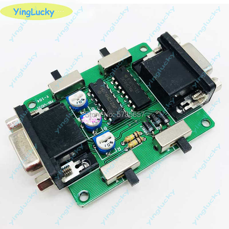 Wide range of VGA screen generator Arcade Scanline generator scanline effect VGA connection, power supply for gamers Retro Games
