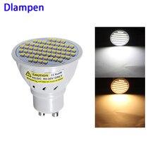 ampoule led spotlight GU10 Ac Dc 12v to 24v 3W bulb lighting 180 degree Plastic spot lamp Gu 10 12 24 V volts efficient ceiling