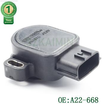 Czujnik położenia przepustnicy OEM A22-668 pasuje do Impreza WRX STI EJ207 EJ205 GC8F czujnik położenia przepustnicy A22-668 R00 A22668 tanie i dobre opinie GZKAIMIN CN (pochodzenie) Piezoelektryczny Typ przełącznika