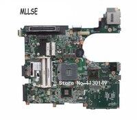 인텔 QM67 칩셋이 장착 된 HP 6560B 노트북 마더 보드 용 646965-001