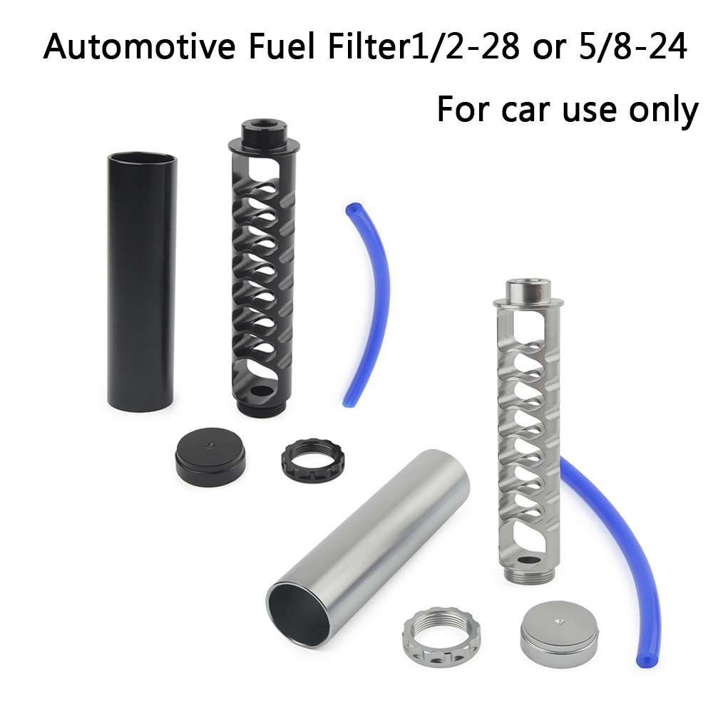 Free Shipping Spiral 1 / 2-28 Or 5 / 8-24 Single Core Auto <font><b>Fuel</b></font> <font><b>Filter</b></font> For <font><b>NAPA</b></font> <font><b>4003</b></font> <font><b>WIX</b></font> <font><b>24003</b></font> Auto Used <font><b>Fuel</b></font> <font><b>Filter</b></font> image