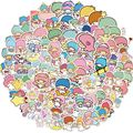 10/50/100Pcs ToyTwin Princesses of The Wonder Planet Anime Sticker for Refrigerator Fridge Skateboard Laptop Luggage Pegatina