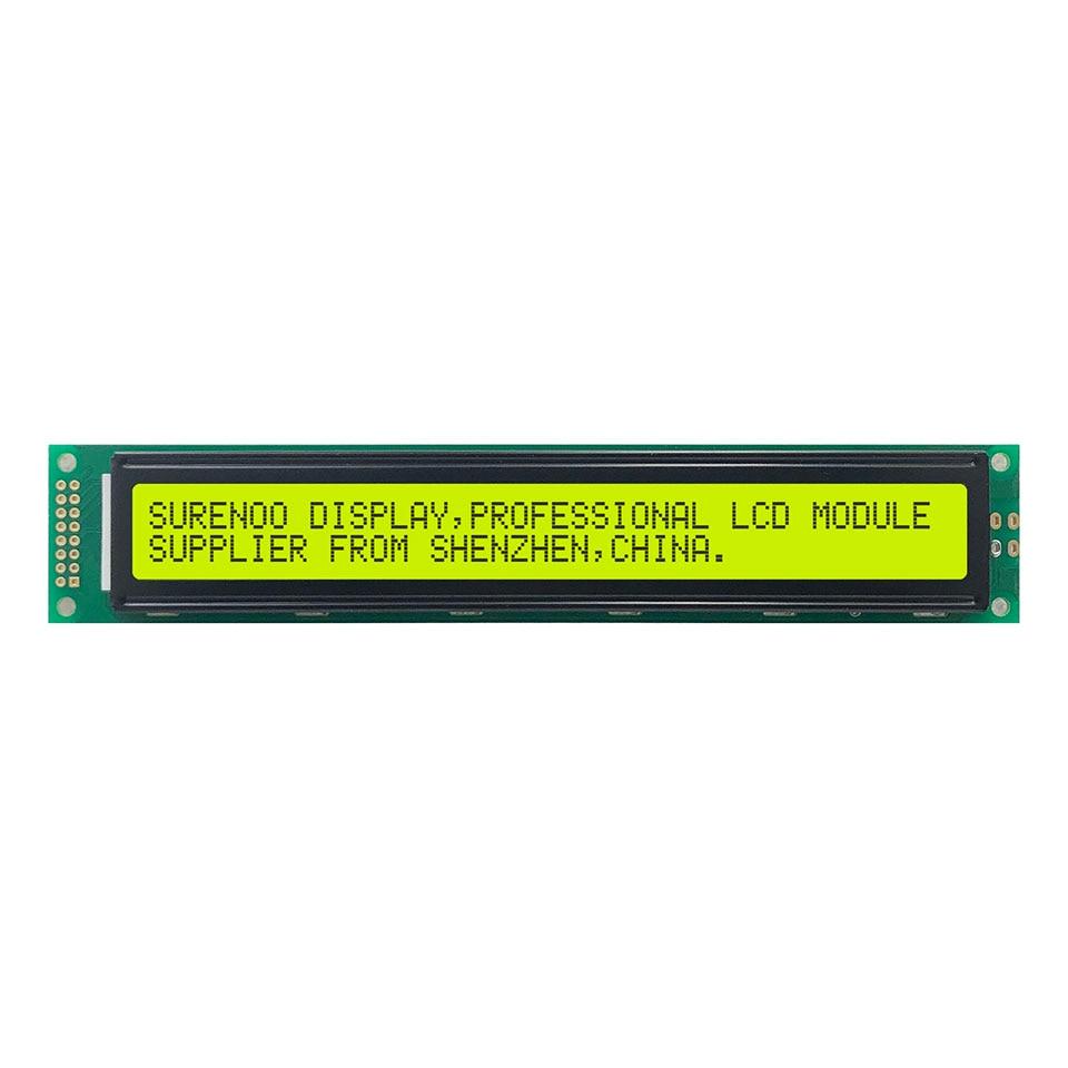 USB LCD 402 40X2 4002 Character LCD Module Display Screen for DIY PC