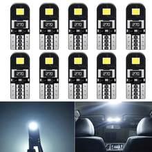 10 шт. W5W T10 светодиодный автомобильный фонарь, для салона, парковочный светильник для багажника 12 В для Mazda 6 5 3 Axela 2 Спойлеры MX5 CX 7 9 323 CX-7 GH CX3 CX7 ...