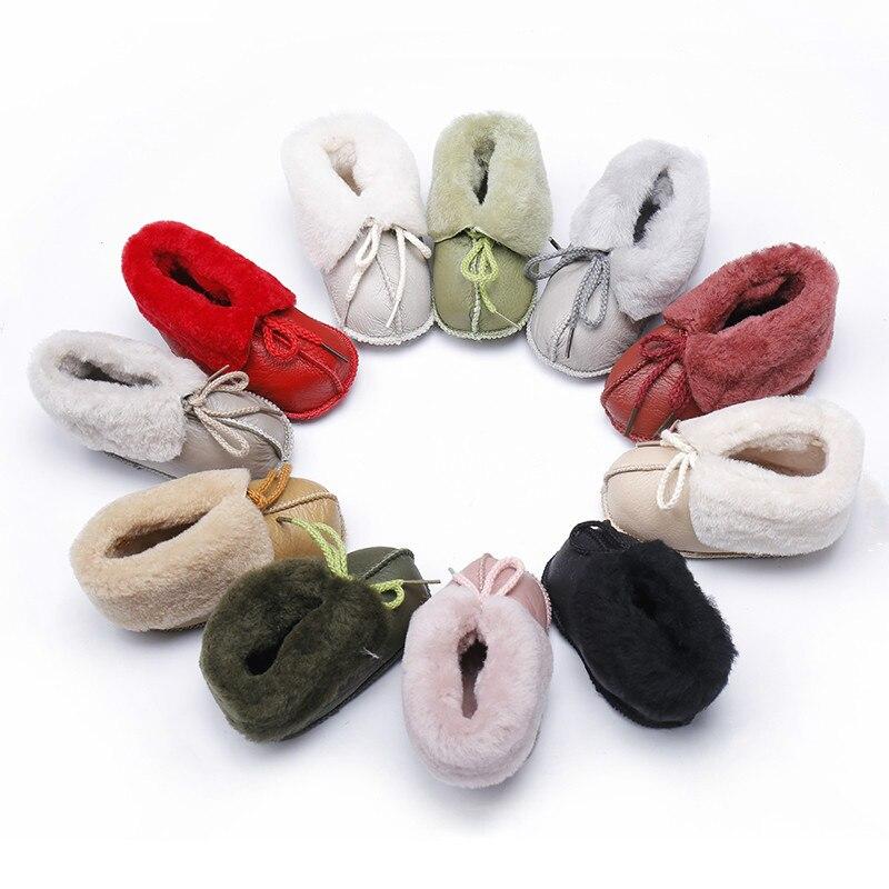 Novo outono e inverno inverno crianças além de veludo fundo macio sapatos de criança. Meninos meninas bebê ao ar livre macio inferior sapatos quentes.