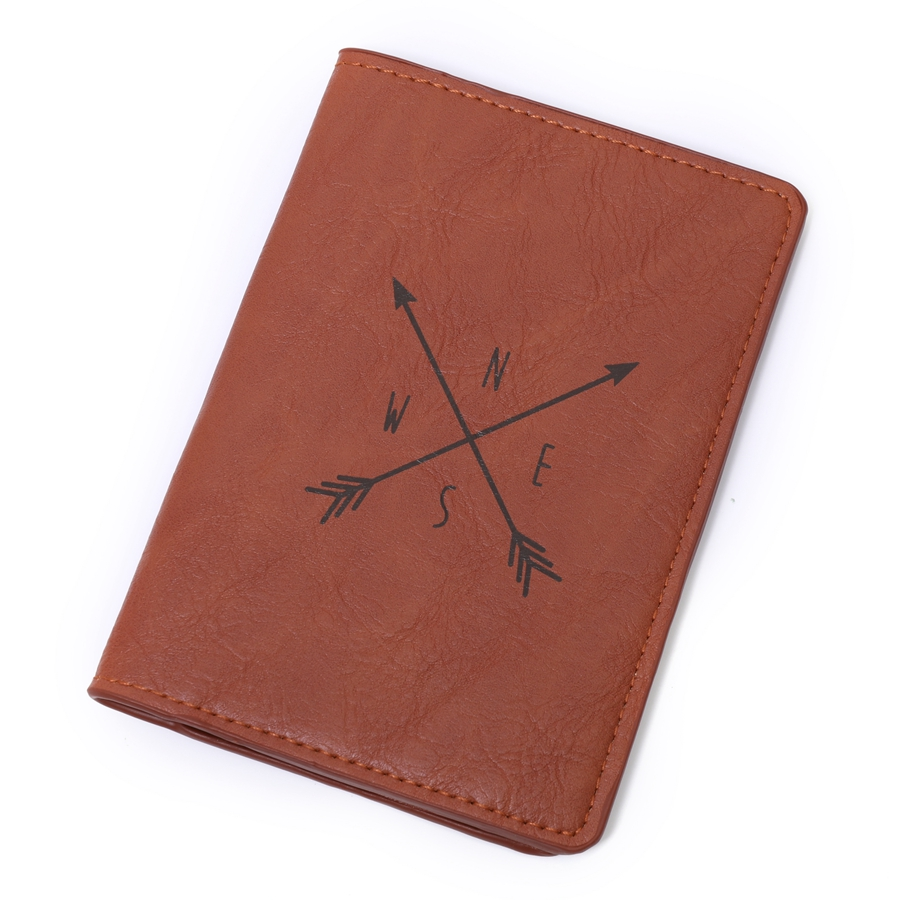 Passport Cover Factory Outlet Card Case Women Men Travel Credit Card Holder Travel ID&Document Passport Holder CH10B