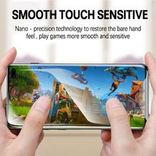 Full Coverage For Samsung A9 2020 A9 2019 A9 2018 A9 Star Lite Hydrogel Film Soft TPU Screen Protector Guard Film Protector 4 3 a9