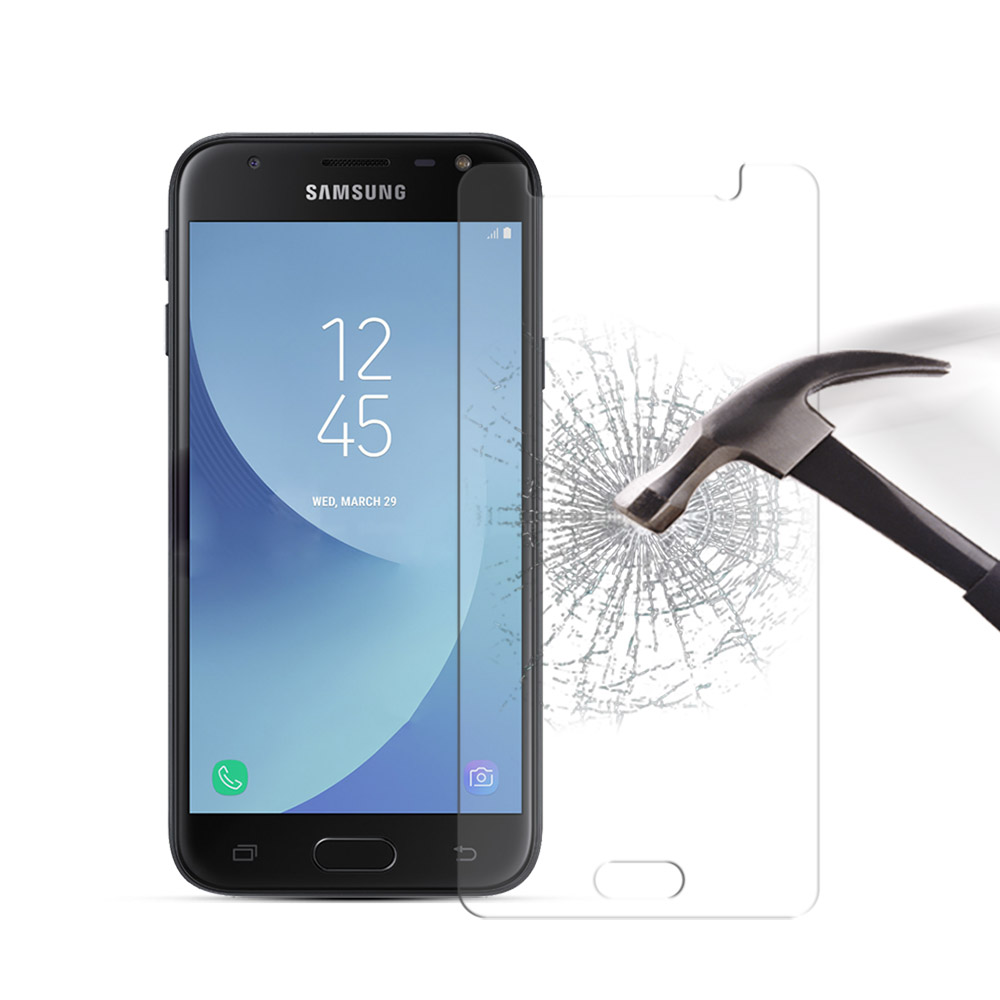 2pcs Protective Glass For Samsung Galaxy J5 2017 J530F J530Y J530FM Tempered Screen Protector Glass Film For Samsung J5 2017
