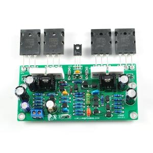 Image 2 - Lusya L20 SE 오디오 증폭기 보드 A1943 C5200 스테레오 듀얼 채널 350W 증폭기 Amp 보드 4ohm DIY 키트 2pcs