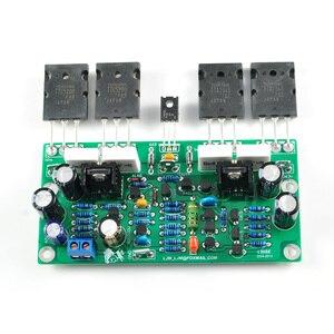Image 2 - Lusya L20 SE Khuếch Đại Âm Thanh Ban A1943 C5200 Stereo Kép Kênh 350W Khuếch Đại Amp Ban 4ohm DIY Bộ Dụng Cụ 2 chiếc