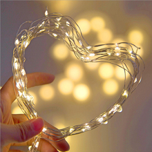 USB interface Copper lamp indoor outdoors LED lamp flower festival gift transparent String Lamp string Decorative lamptive lamp