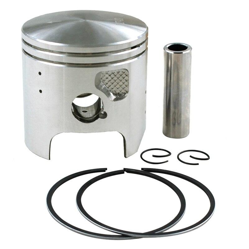 Motorcycle Engine Part Piston & Rings Kit For Kawasaki KDX200 KDX 200 Accessories 1989-2006