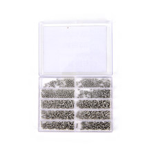 Universal 1000pcs Assorted Tiny Precision Screws For Watch Eyeglass Glasses Phone Tablet Repair Tool Set Kit Wholesale(China)