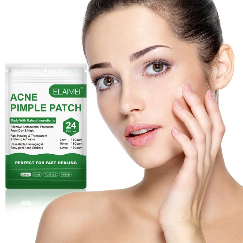 Ultra-Thin Acne Invisible Sticker Fade Acne Printed Treatment Pimple Master Patch TSLM1