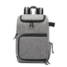 Bolsa de foto de cámara material impermeable y gran capacidad, la mochila es adecuada para exteriores o bolsa de lente de viaje bolsa de trípode