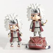 Jiraiya con Gama Bunta figuras de PVC de juguete 3 unids/set