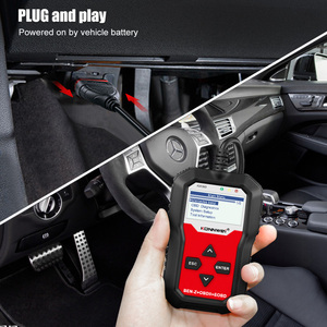 Image 4 - Diagnostica automatica dellanalizzatore Obd 2 dellautomobile di KONNWEI KW360 Obd2 per il ripristino dellolio dellairbag dellabs dello strumento diagnostico W212 dei sistemi completi di mercedes benz