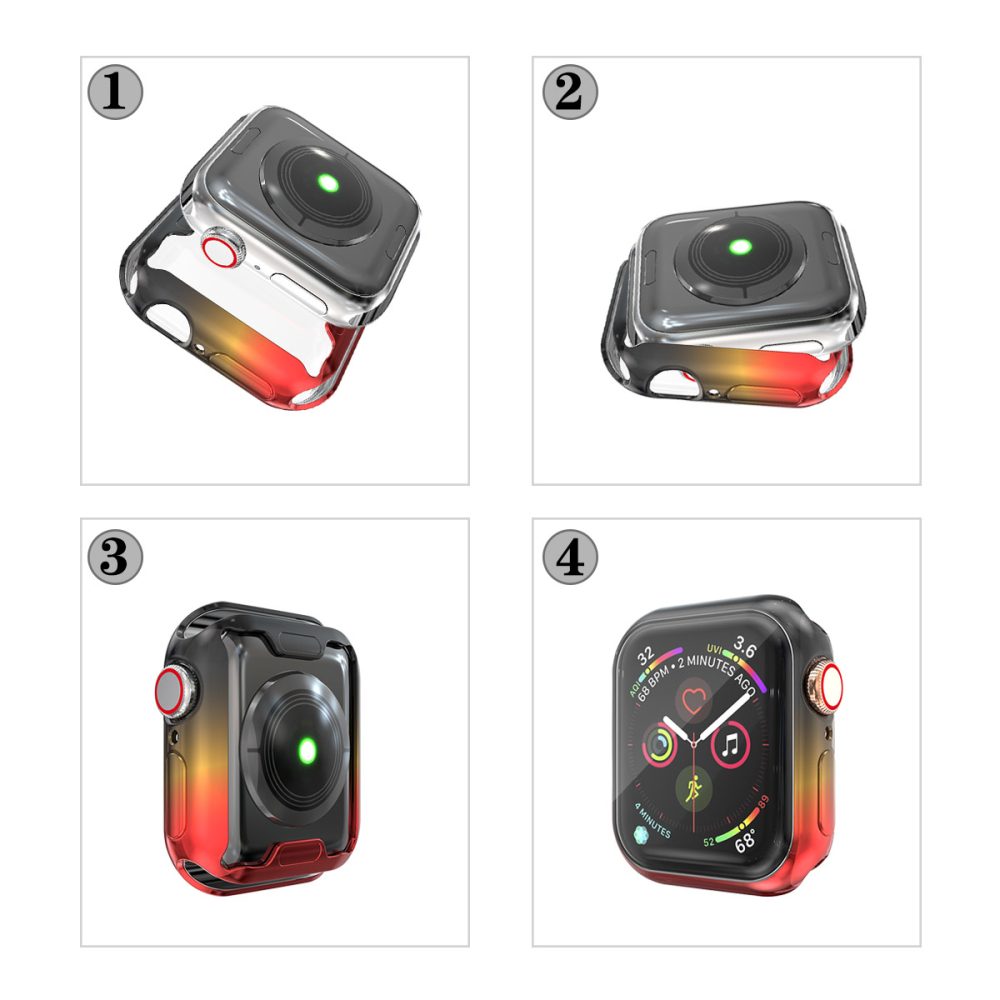 SuperColor Case for Apple Watch 52