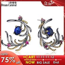 DreamCarnival1989 New Arrivals Feather Look Elegant Drop Earrings for Women Must Have Hot Selling Special Fashion Jewelry WE3856