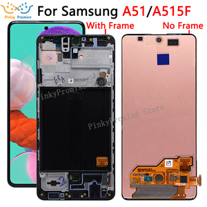 Image 1 - 6.5 For Samsung Galaxy A51 LCD Touch display with Sensor Assembly For Samsung A515 LCD A515F A515F/DS,A515FD A515FN/DS