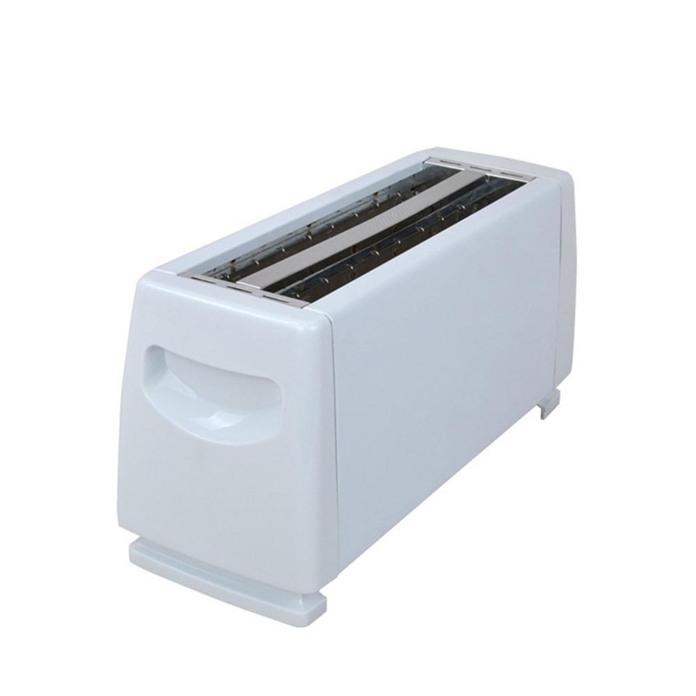 1150W 4 Slices Slots Stainless Steel Mini Automatic Electric Bread Toaster