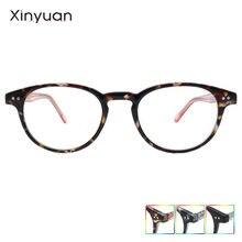 S2844e xinyuan круглые стильные мужские ретро очки в стиле johnny