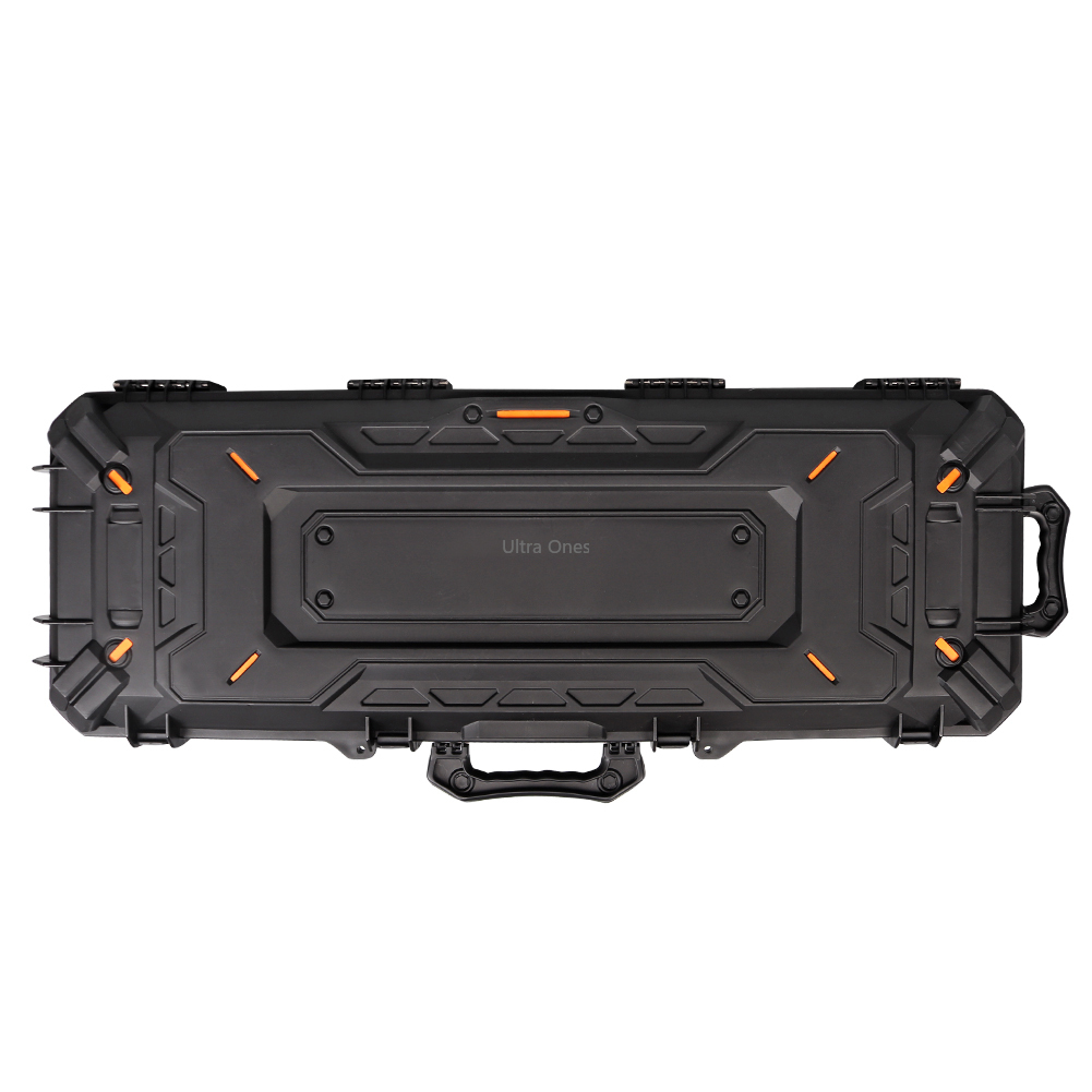 Military Tactical Rifle Protective Box Waterproof Big Airsoft Shooting Hunting Portable Pistol Hard Case for Camera Gun Storage-1