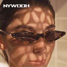 NYWOOH Cat Eye Sunglasses Women 2020 Vin