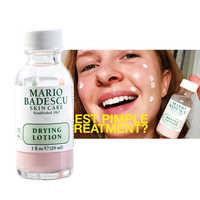 Acné SOS Mario Badescu Lotion de séchage 29ml 1oz traitement efficace des taches d'acné