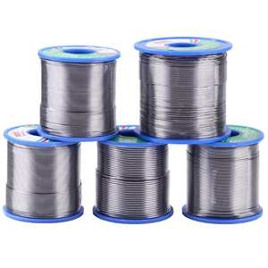 0.5/0.6/0.8/1.0/1.2mm Tin Lead Welding Wires 500g High Purity Tin Lead Wires Solder Content