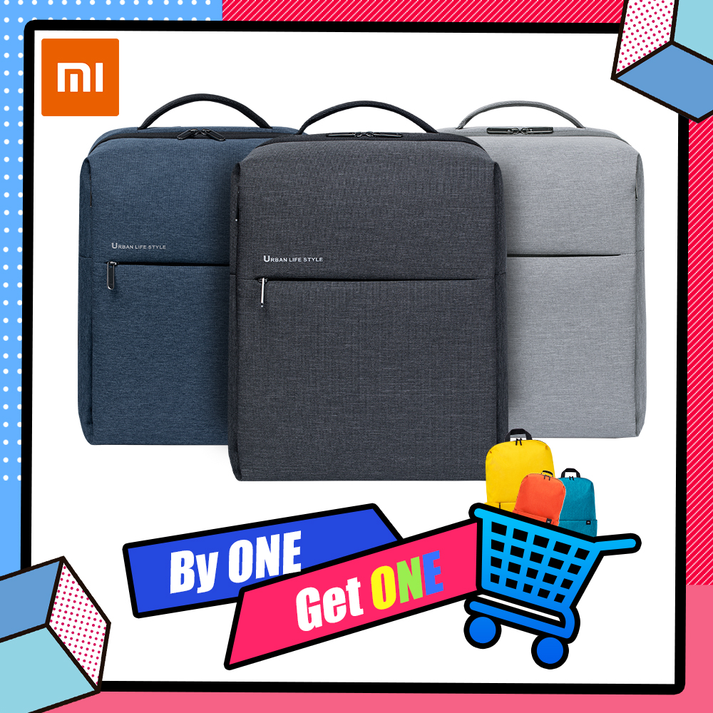 Xiaomi City Backpack 2 Men Bag Casual Functional Classic Business Bag 17L Big Capacity|Backpacks| - AliExpress