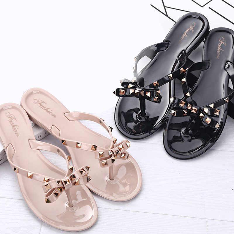 ผู้หญิงฤดูร้อน Flip Flops รองเท้าแตะสไลด์รองเท้าแตะรองเท้าแตะนุ่มรองเท้าแตะรองเท้าผู้หญิง Flip Flops ขนาด 36-45 dropshipping