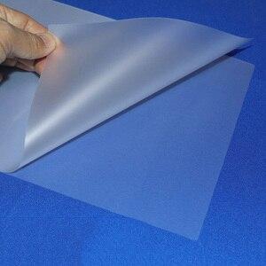 Image 1 - 100 ピース/ロット 50 マイク、 a4 熱ラミネートフィルムペット用/ファイル/カード/写真積層ロールフィルムプラスチックフィルム Plastifieuse