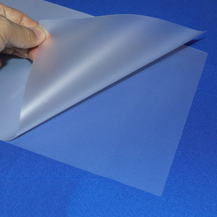 100 ピース/ロット 50 マイク、 a4 熱ラミネートフィルムペット用/ファイル/カード/写真積層ロールフィルムプラスチックフィルム Plastifieuse