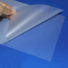 100PCS/lot 50 mic, A4 Thermal Laminating Film PET For Photo/Files/Card/Picture Lamination roll Film Plastic Film Plastifieuse