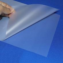 Films à plastification thermique, lot de 100 micros, A4, PET, pour photos, fichiers, cartes, images, rouleaux de films en plastique