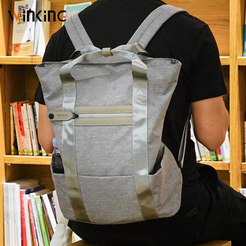 """Kingsons 15 """"plecaki na laptopa mężczyzna Fashional anty złodziej torba młodzież szkolna krótka wycieczka plecaki do użytku codziennego 2019 dla mężczyzn kobiety"""