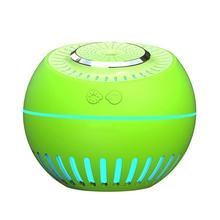 Ultrasonic Usb Air Humidifier Essential Oil Diffuser with Night Lights Aromatherapy Humidifier Aroma Diffuser 2018 hot 100ml ultrasonic air humidifier perfume bottle aromatherapy humidifier mini home aroma diffuser with multicolor lights