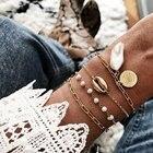 Fashion Seashell Bra...