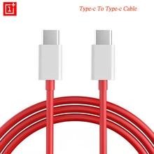 Oneplus warp que carrega 8t cabo duplo tipo c 65w USB-C ao fio de dados tipo-c 0.35/1/1. linha de 5/2m para um mais 1 + 8 8pro 7 7t pro 6 6t