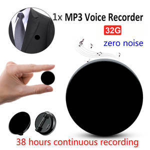 Mp3-Player Audio-Recorder Professional Digital Noise-Reduction HIFI HD Standby 68H
