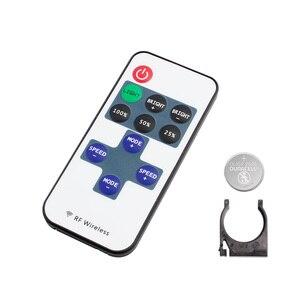 Image 5 - 11 klawiszy USB pilot rf do taśmy LED mini ściemniacz 5V USB pilot zdalnego sterowania LED do 5050/2835 pojedynczy kolor