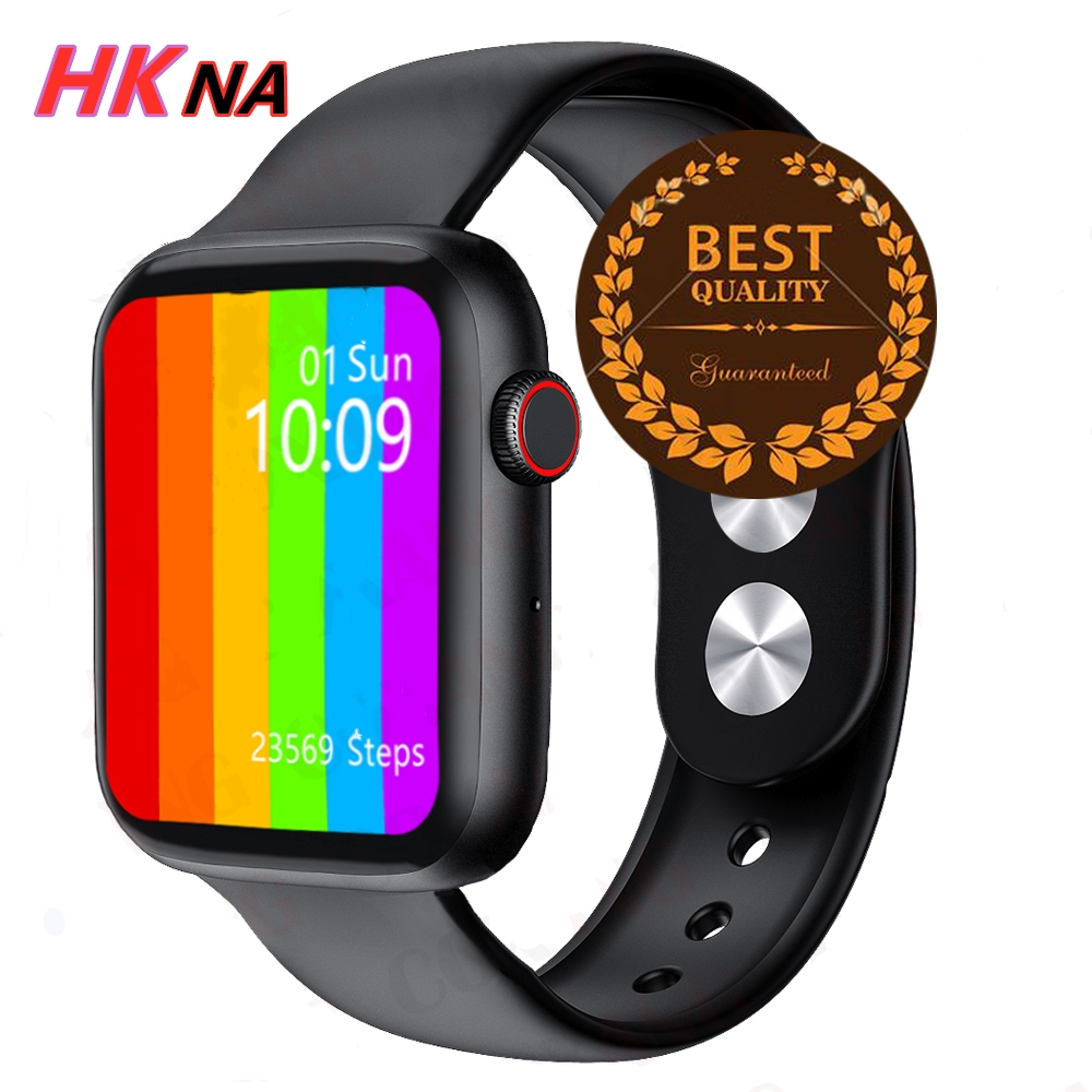 HKNA IWO W26 Smartwatch Series 6 with Call Message Reminder iwo 12 Pro Smart Watch W26 Smart Watches IWO 13 for Android IOS