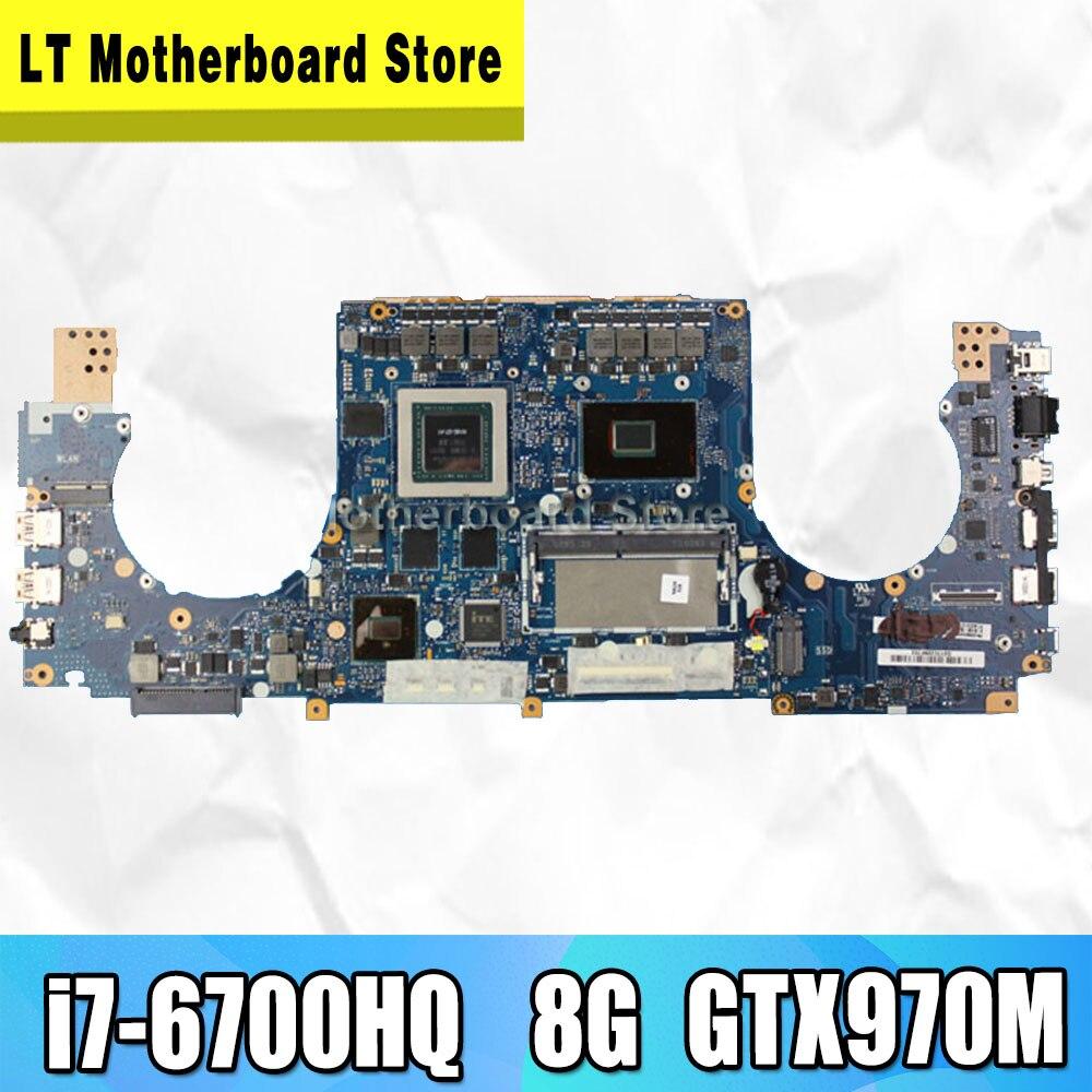 Placa base GL502VT i7-6700HQ 8G GTX970M para placa base de ordenador portátil ASUS GL502VT S5VT placa base GL502VT Original Nokia Lumia 635 4G LTE desbloquear teléfono móvil Windows OS 4,5
