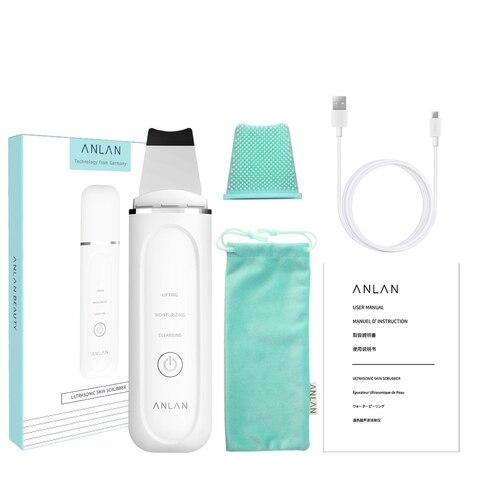 facial ultra sonica purificador da pele eletrica